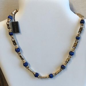 "FAC ""Essential"" Genuine Lapis Lazuli 18"" Necklace"